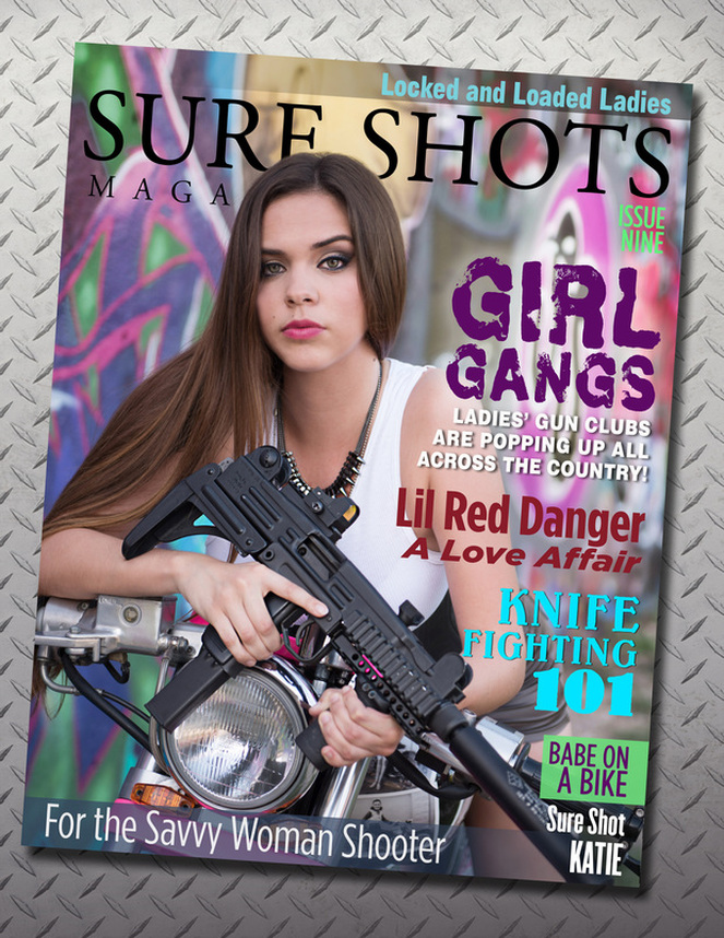 Sure Shots Magazine: Killer Katie