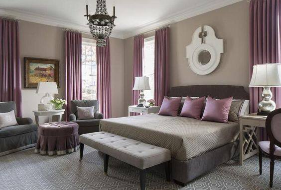 bedroom drapery ideas by the great