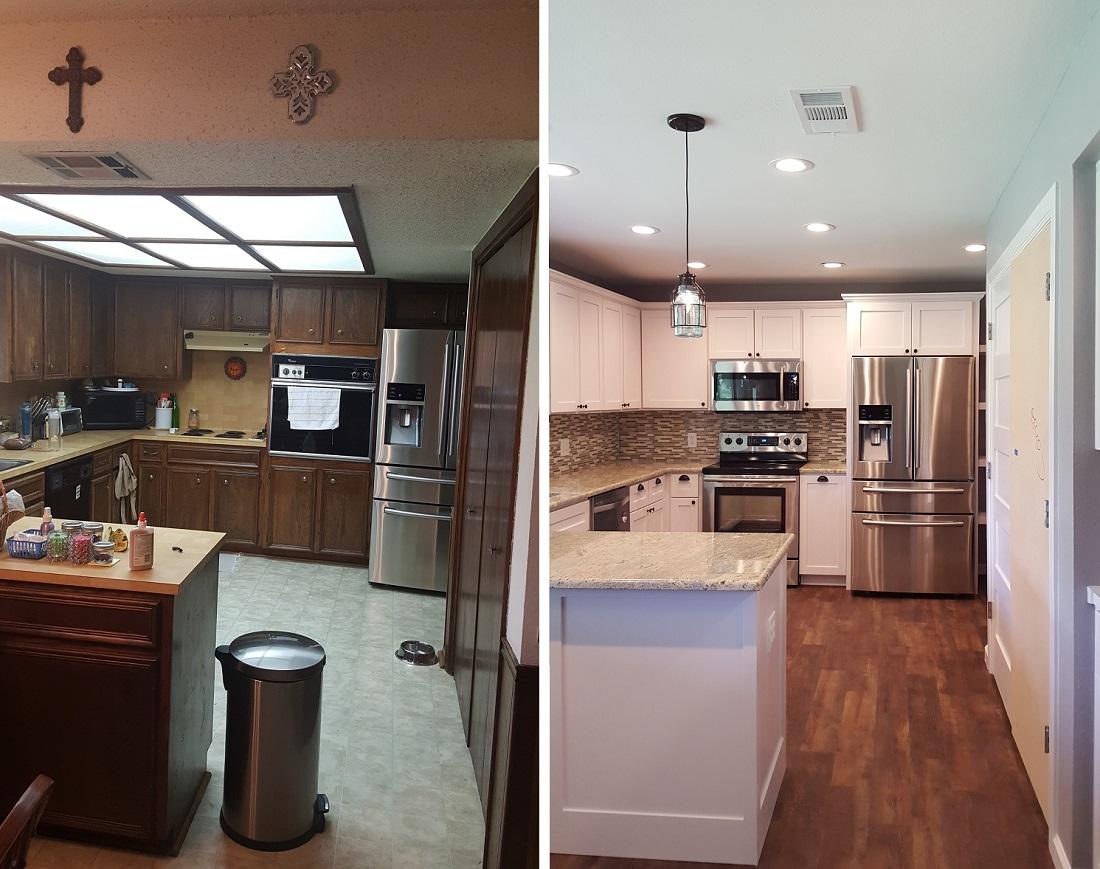 kitchen remodel austin best range ics quality homes examples of work