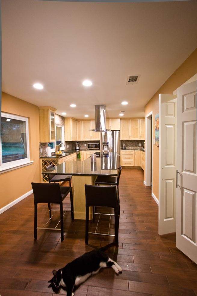 ICS Quality Homes   examples of remodel work, remodel photos, kitchen remodel photos