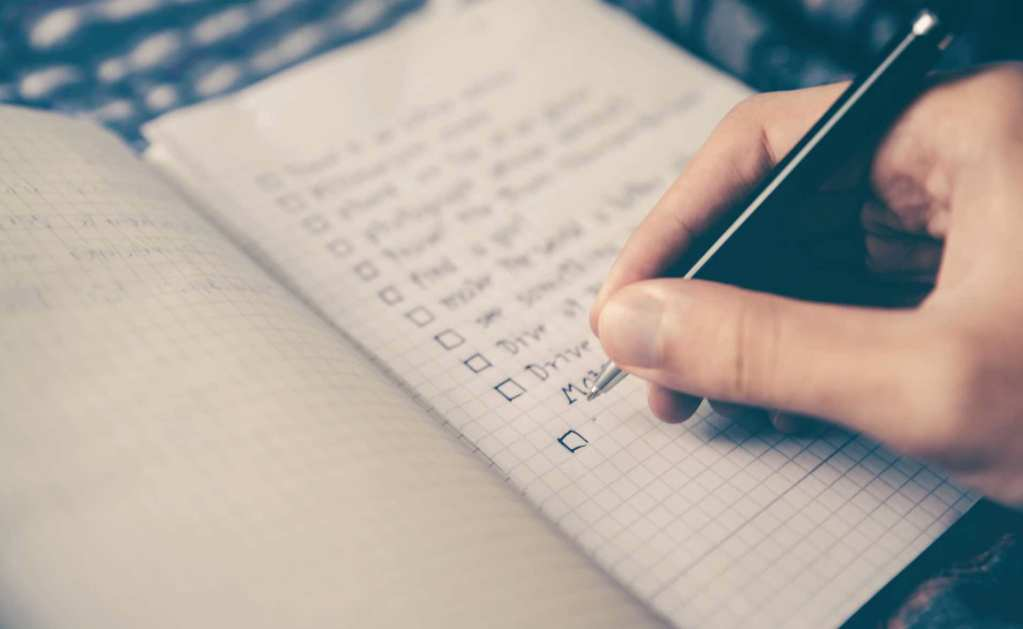 Make a list of your priorities and keep it somewhere that is always in reach. Often after a hard day, checking over your priorities is useful to gather awareness about where your time and energy goes, and if you are truly fulfilled doing what you do.