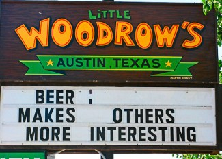 What Beer Does by Jann Alexander © 2011