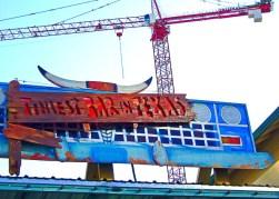 Tiny Bar, Big Crane by Jann Alexander © 2010