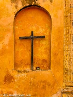 Arcángel de Maní Cross by Jann Alexander ©2015