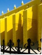 Yellow Fortress by Jann Alexander ©2014