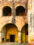 El Convento de San Miguel Arcángel de Maní Boy by Jann Alexander ©2015
