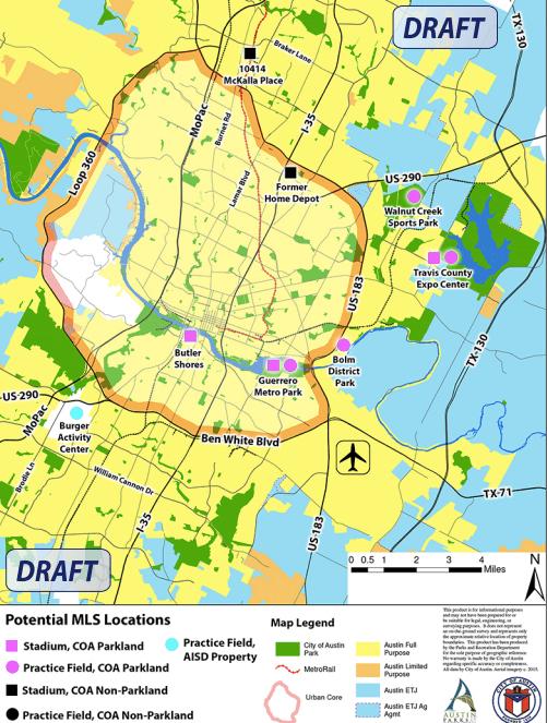 Dam Sites & Basic Data   Upper Brushy Creek WCID