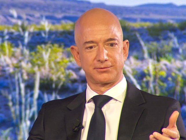 Jeff Bezos Biography Investment Asset And Net Worth Austine Media