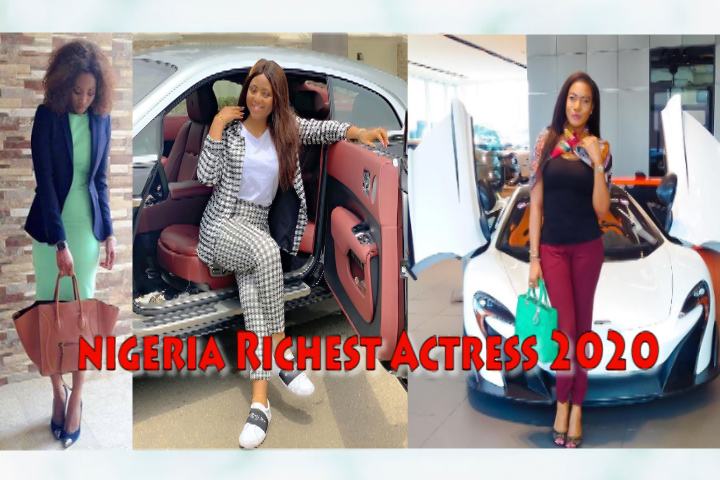 Top 10 Most Richest Actresses In Nigeria In 2020 4