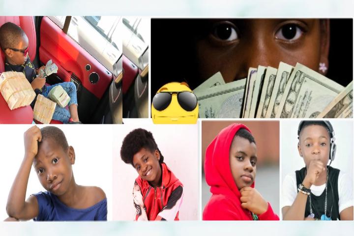 Top 10 Most Richest Kids in Nigeria in 2020