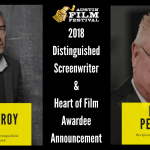 "TONY GILROY TO RECEIVE ""DISTINGUISHED SCREENWRITER"" AWARD AT 2018 AUSTIN FILM FESTIVAL AND WRITERS CONFERENCE"