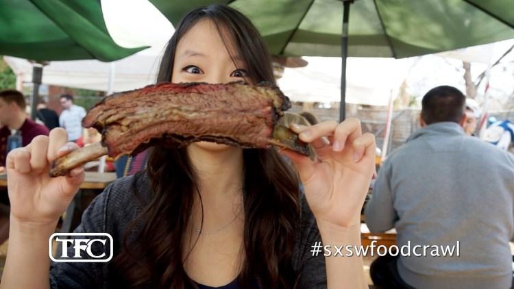 La Barbecue, SXSW Food Crawl