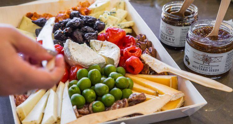 Aviary Cheese Board