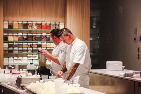 Chef Curtis Duffy - photo by Hayden Walker