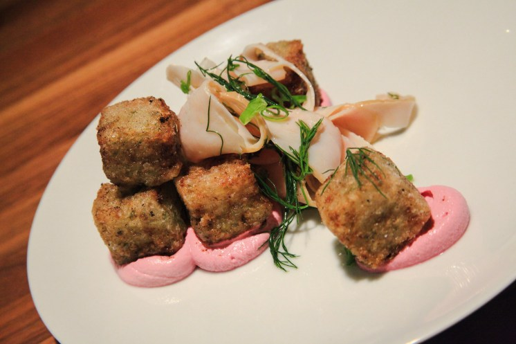housemade tots