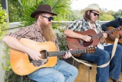 "Austin Musicians ""Cornbread"" Jason Daly and John Dango Photography by Ben Porter"