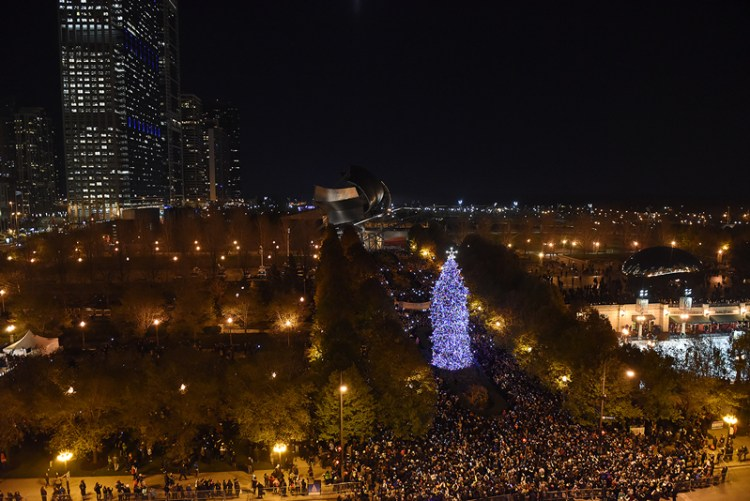 christimas in chicago - cityofchicago.org