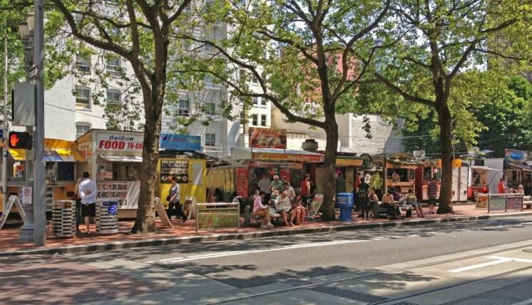 Portland Food Carts