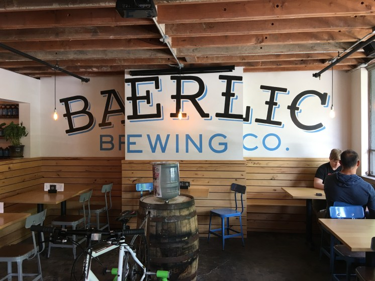 Portland Brewery Cycle Tour