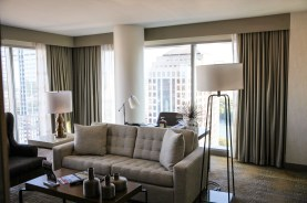 JW Marriott Executive Suite
