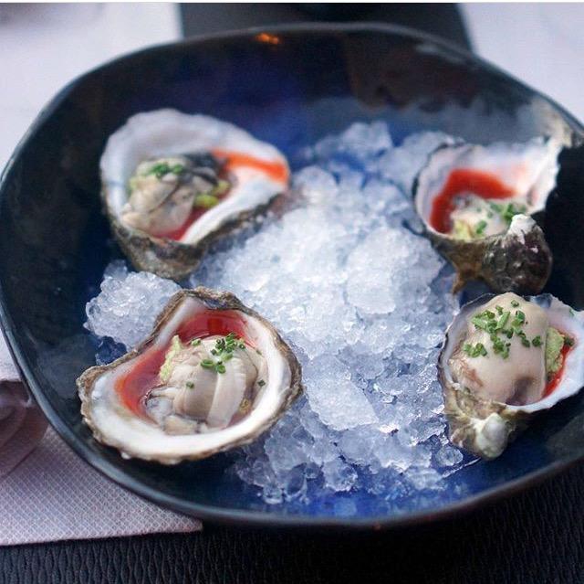 Anasazi Restaurant Oysters_Amy_Drohen