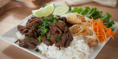 phonatic lemongrass beef