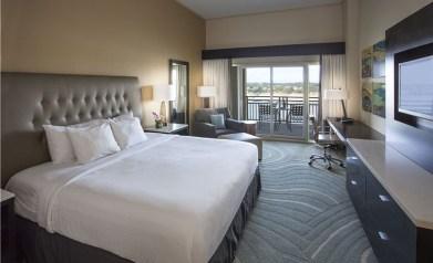 Lakeway Resort lakeview balcony
