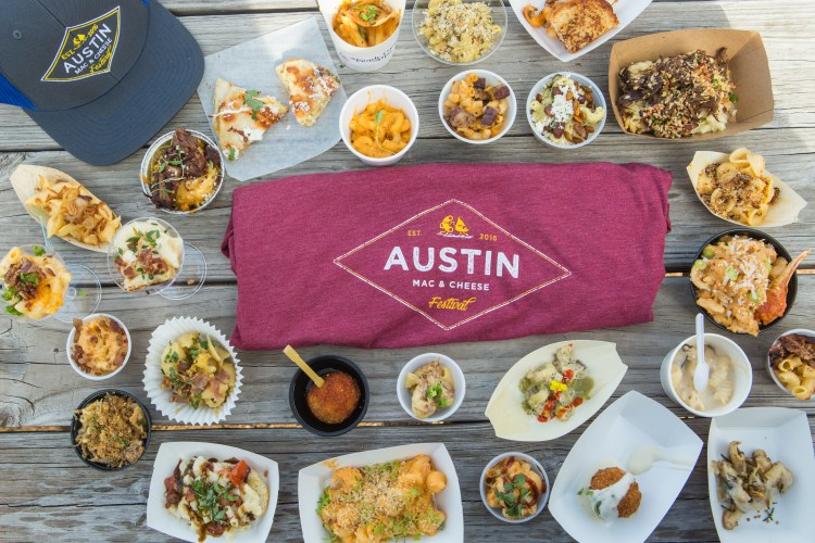 Austin Mac and Cheese Fest 2017 by Courtney Pierce