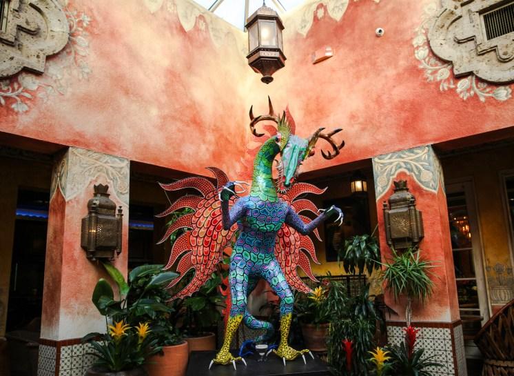 Fonda San Miguel Dragon
