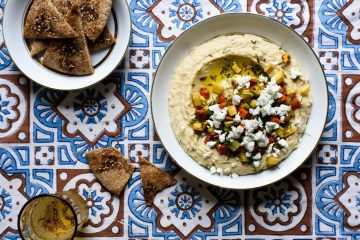 warm-hummus recipe
