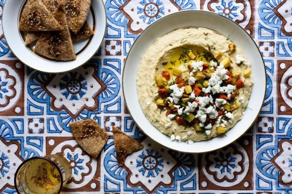 warm-hummus recipe