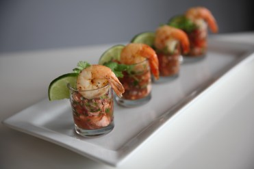 Courtney's Catering - Shrimp Cocktail