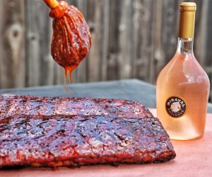 Ribs and Rose