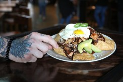 Native Brunch Chilaquiles