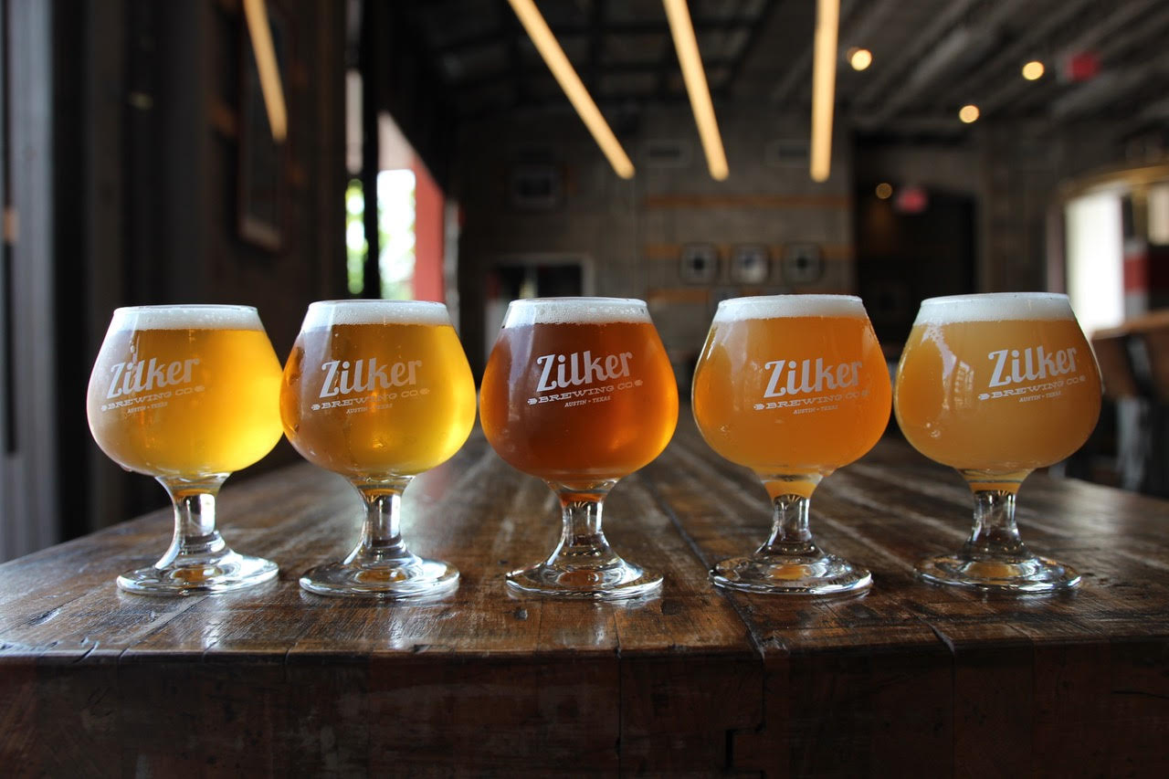 Zilker Brewing Partners with Corner Bar for a 4Course Dinner