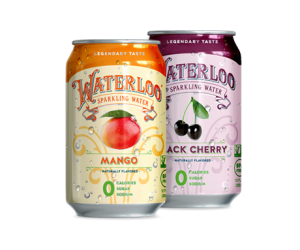 waterloo mango and black cherry