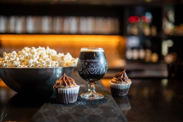 Independence Brewing German Chocolate Stout
