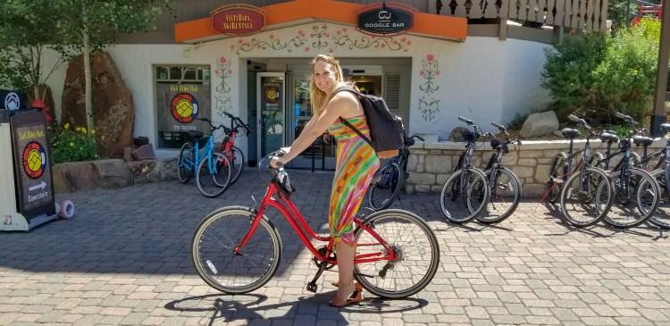Vail Biking