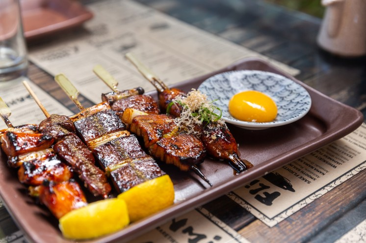 Kemuri Assorted Skewers