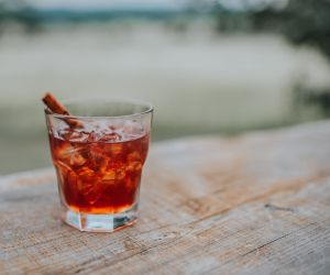 Cinnamon Old Fashioned Garrison Bourbon