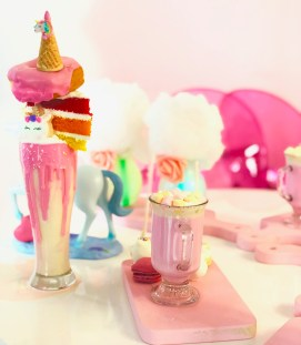 Unicorn Magical Dessert Bar