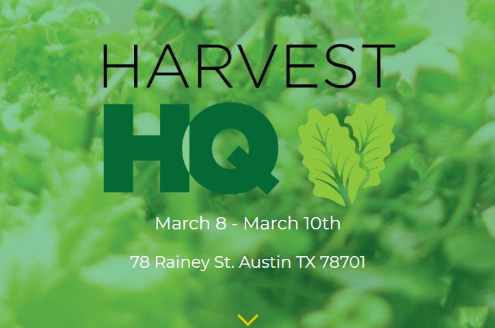 harvest hq sxsw