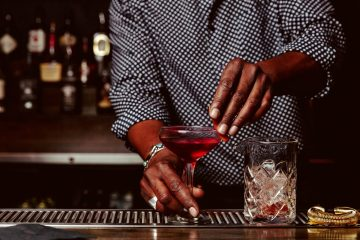 Velouria cocktail bar