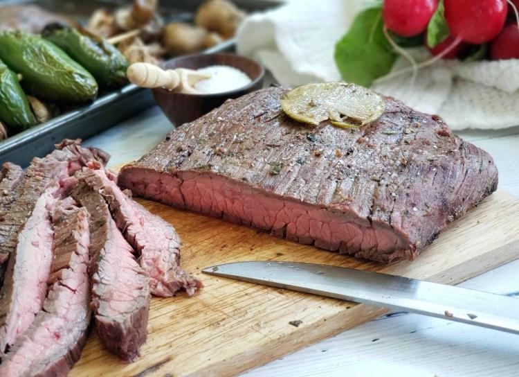 Carene Asada Beef Cutting Board