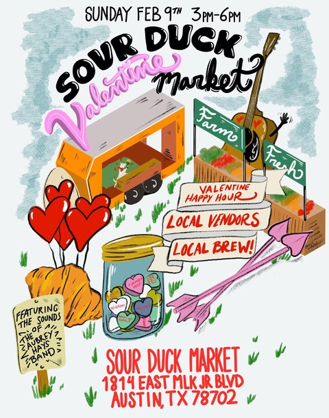 Sour Duck Market