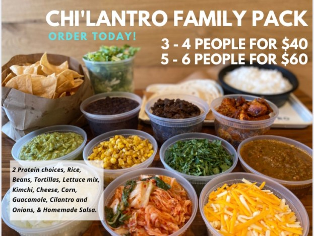 Chilantro To-go
