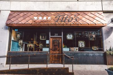 Love Tito's Retail Store - Storefront