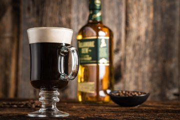 Tullamore D.E.W.'s Irish Coffee