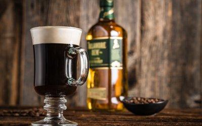 Tullamore D.E.W.'s Irish Coffee