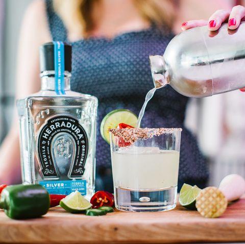 tequila-herradura margarita
